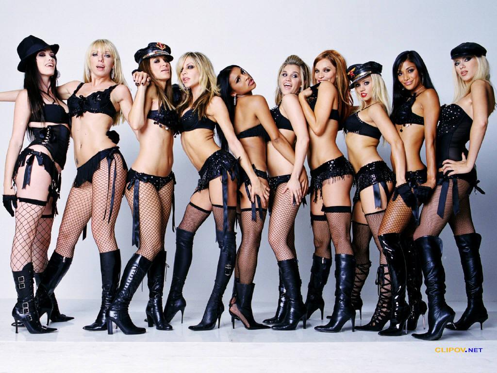 Группа голых женщин фото 44688 фотография