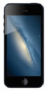 iPhone vertical